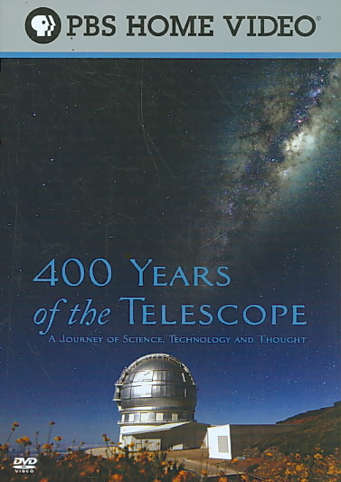 400 YEARS OF THE TELESCOPE BY KOENIG,KRISTI (DVD)