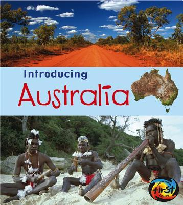 Introducing Australia By Ganeri, Anita